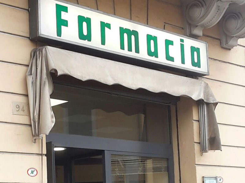 farmacia marcelli terni